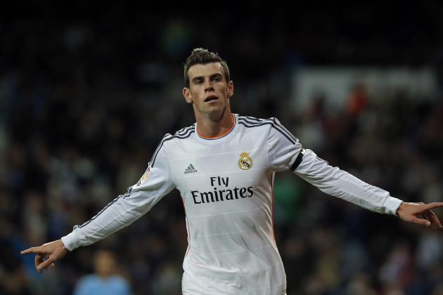 6 Most Effective Wingers in La Liga: Brilliant Bale, Dazzling Dos Santos