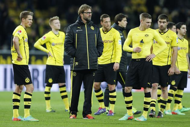 How Borussia Dortmund Will Line Up Against Augsburg