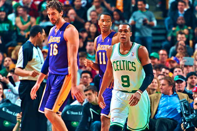 Lakers vs. Celtics: Live Score, Highlights and Reaction