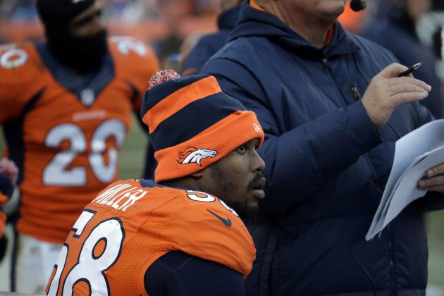Patriots vs. Broncos: Biggest Issue for Both Teams Heading into AFC Title Game
