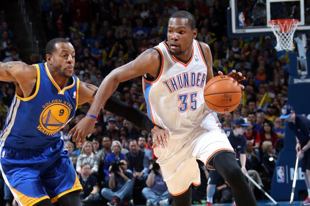 Warriors vs. Thunder: Score, Grades and Analysis