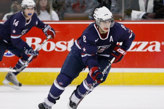 USA Olympic Hockey's Riskiest Players in Sochi