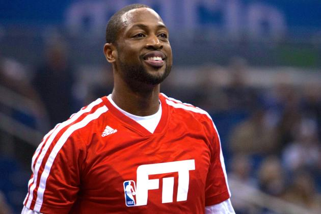 Dwyane Wade, Now 32, Still Staking His Place in All-Time Shooting Guard Rankings