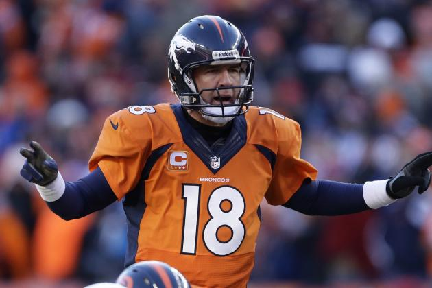 Where Does Peyton Manning's 2013 Season Rank Among Best Ever?