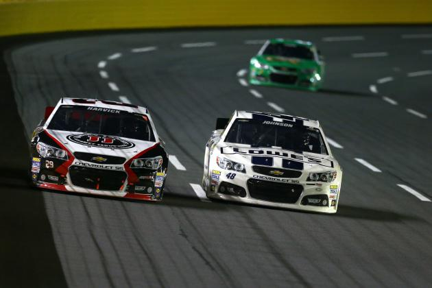 NASCAR Reportedly Planning to Expand Chase Field to 16
