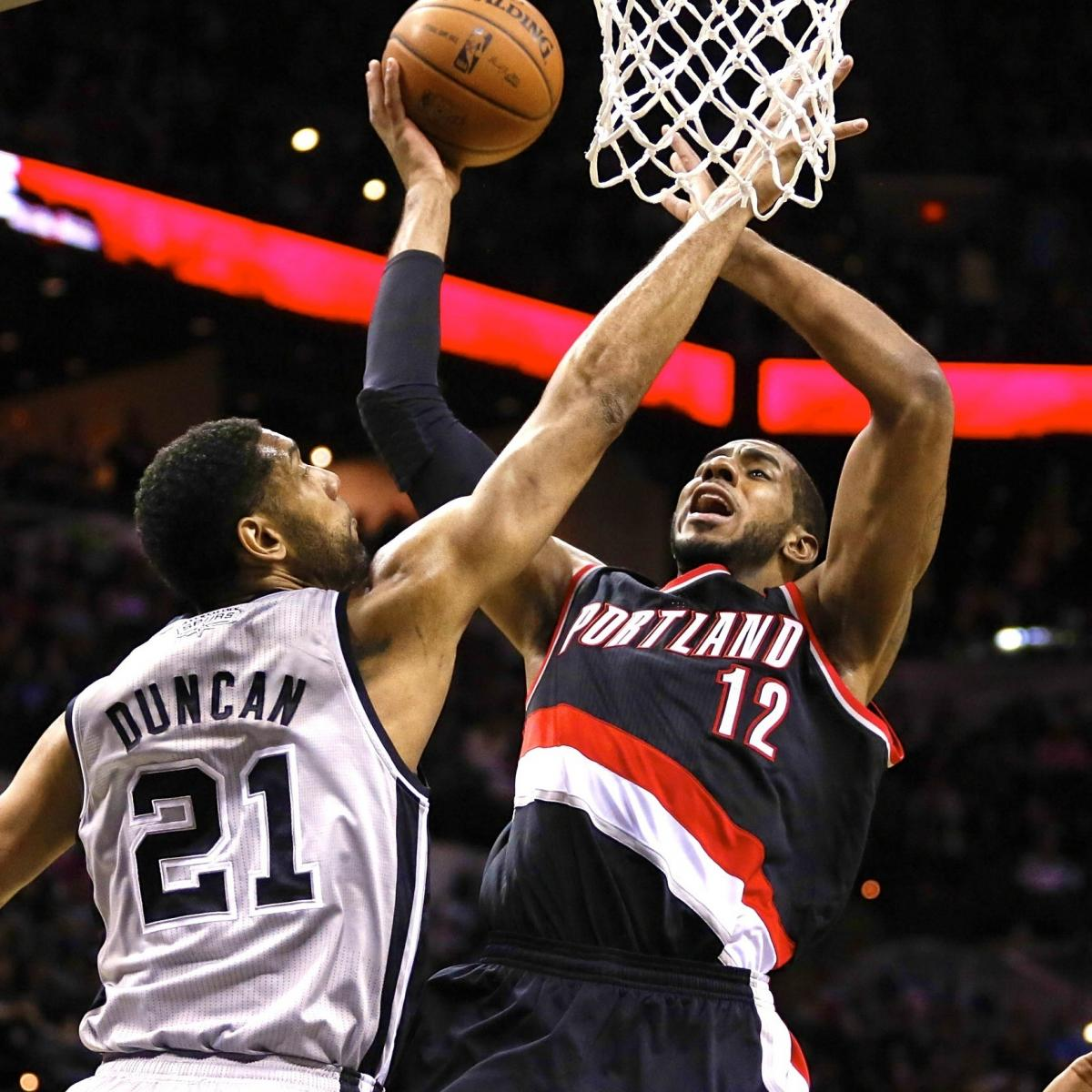Portland Blazers Defensive Rating: Portland Trail Blazers Are Ready For Prime Time