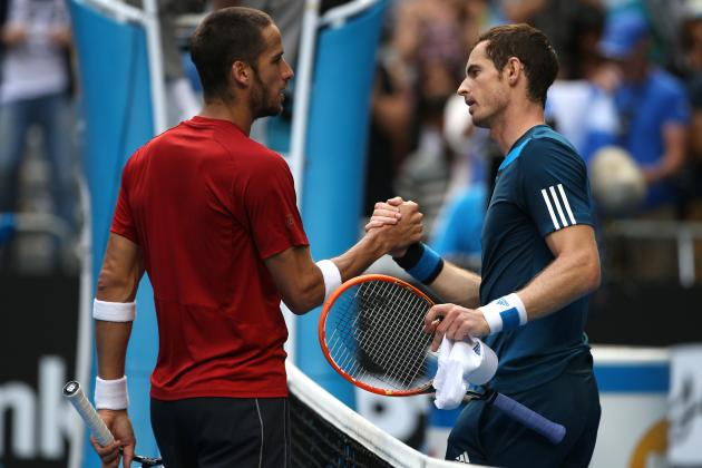 Andy Murray vs. Feliciano Lopez: Recap and Results from Australian Open 2014