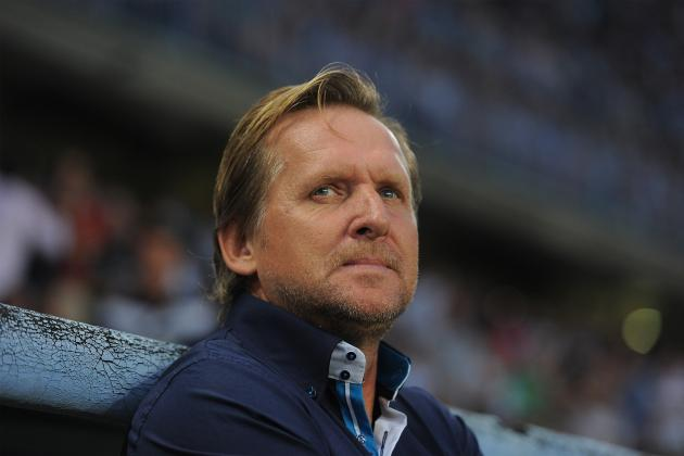 Schuster Pleased with a Point