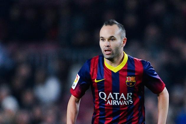 18-Man Squad Named for Levante Clash