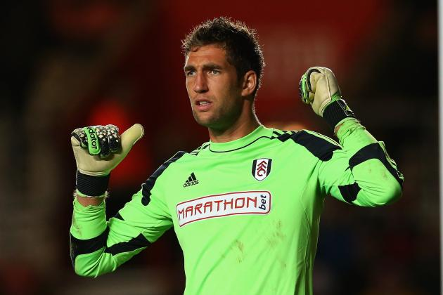 Stekelenburg Retains Gloves vs. Arsenal