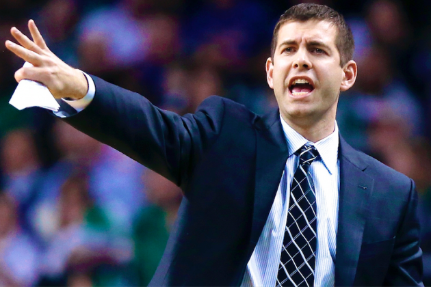 Brad Stevens Is the Boston Celtics' True Building Block