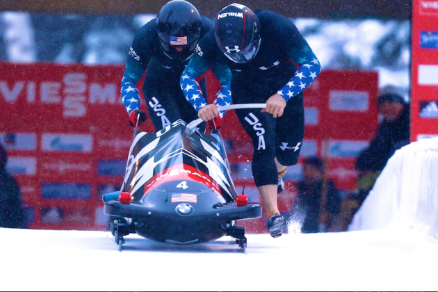 Bobsleigh World Cup 2014: Live Results, Times for Men's 2-Man