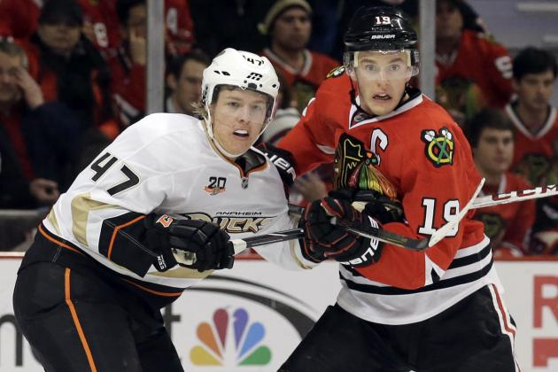 Chicago Blackhawks Make a Defensive Statement While Cooling off Anaheim Ducks