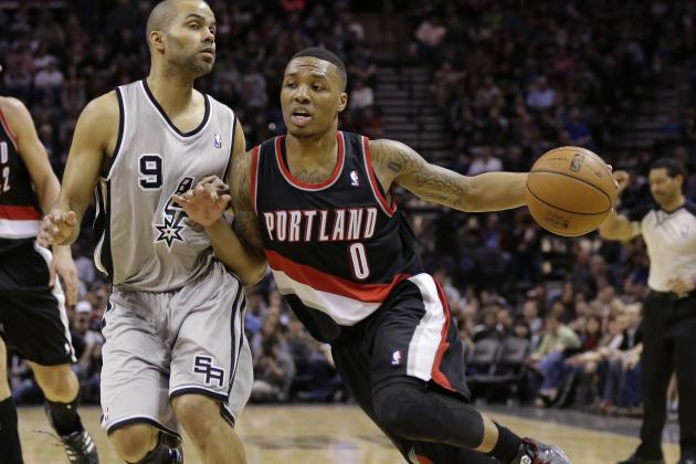 Lillard: 'It Was a Huge Win' to Start Road Trip