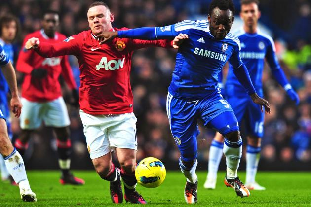 Imagining a Chelsea Team with Wayne Rooney in Attack