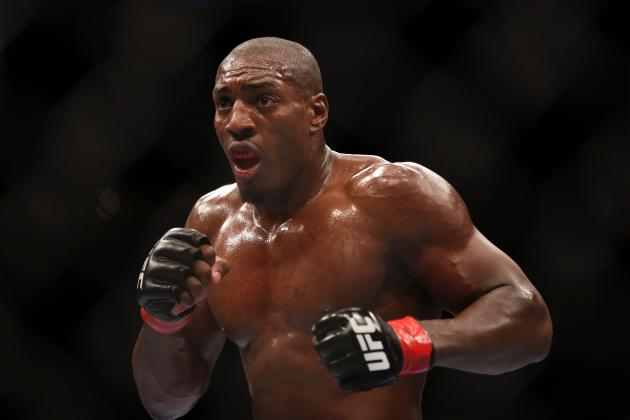 Phil Davis Doesn't Think Jon Jones Will Fight Glover Teixeira