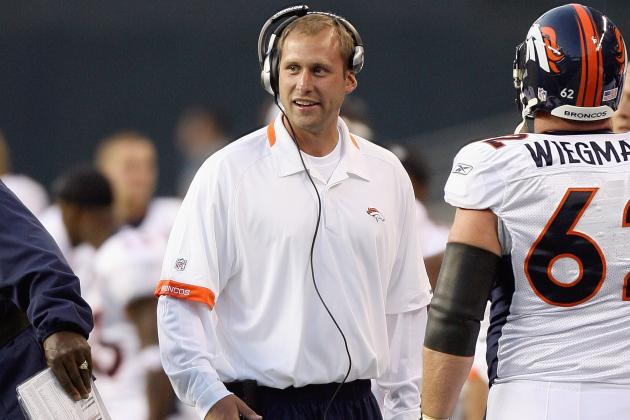 Report: Adam Gase Inclined to Stay with Broncos