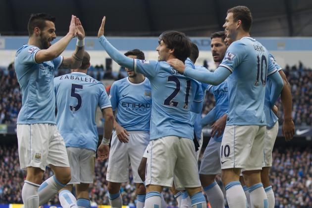 Manchester City vs. Cardiff City: Score, Ratings and Post-Match Reaction