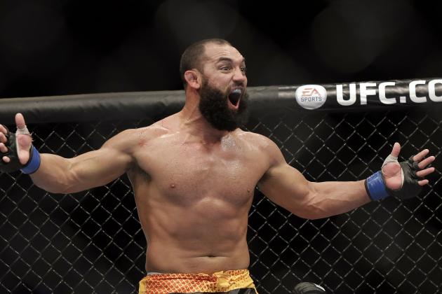 UFC's Johny Hendricks Wants to Move to Middleweight