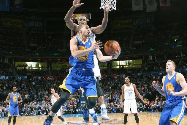 Warriors Had 'No Chance' Against Streaking OKC