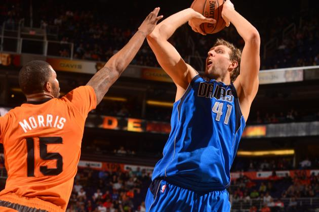 Mavericks Show Resiliency in Win over Suns as Season Reaches Halfway Point