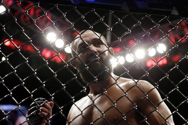 Welterweight Contender Johny Hendricks Wants to Retire as a Middleweight