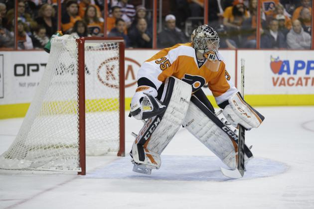 Philadelphia Flyers' Goalie Gaffes Continue with Steve Mason Contract Extension