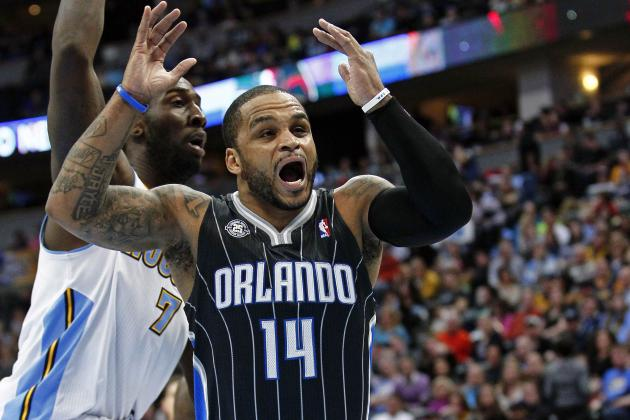 Jameer Nelson After Being Fined for Obscene Gesture: 'I'll Do It Again'