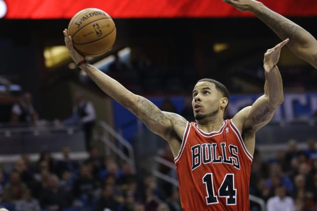 Blueprint for the Chicago Bulls to Properly Tank Rest of Season