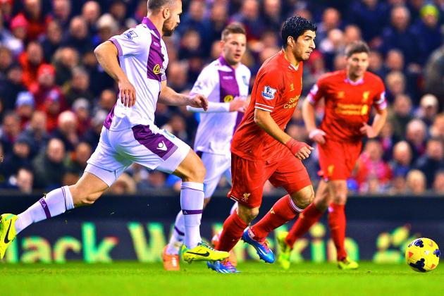 Liverpool vs. Aston Villa: Premier League Live Score, Highlights, Report