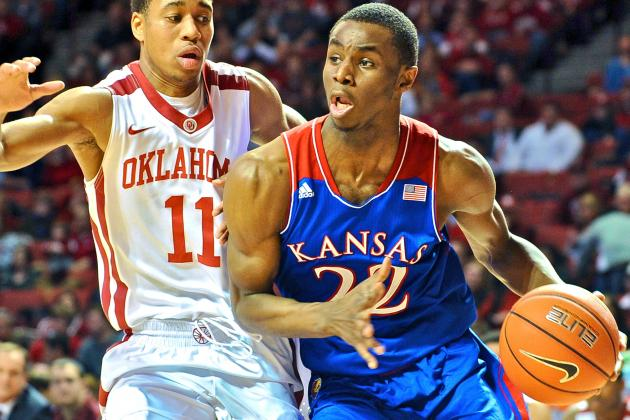 Inside the Andrew Wiggins Spotlight: Kansas Star Freshman Hitting His Stride