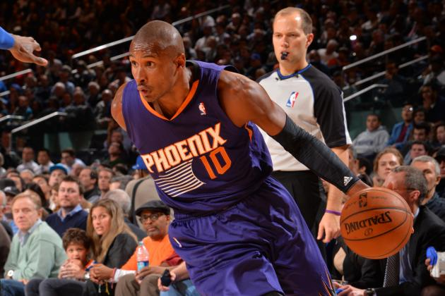Suns Sign Barbosa to 2nd 10-Day Contract