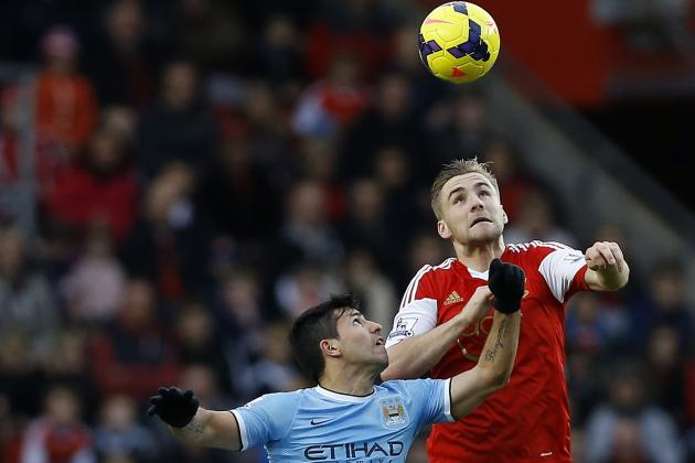 Manchester City to Make Transfer Move for Luke Shaw