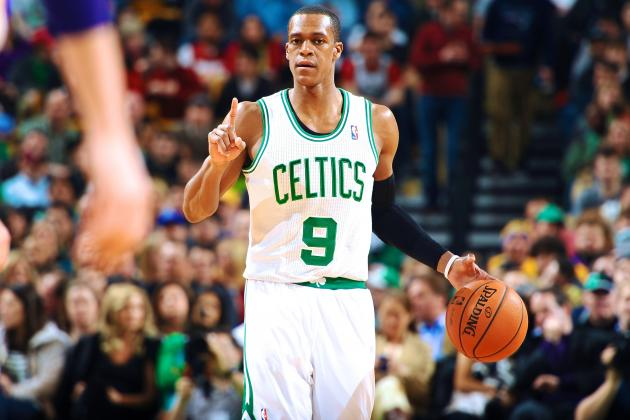 Rajon Rondo Named 15th Team Captain in Boston Celtics History