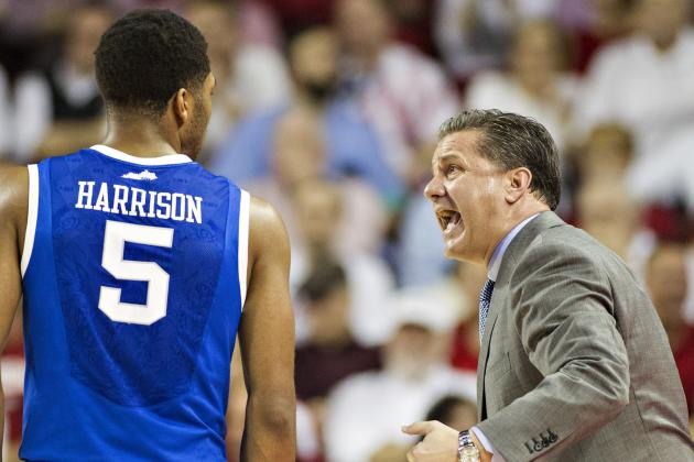 Takeaways from Kentucky Wildcats' 74-66 Win over Tennessee Volunteers