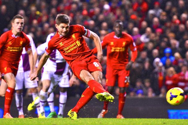 Liverpool vs. Aston Villa: Score, Grades and Post-Match Reaction