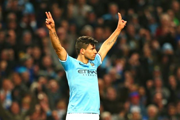 Prolific Manchester City Set 100-Goal Record That May Never Be Beaten