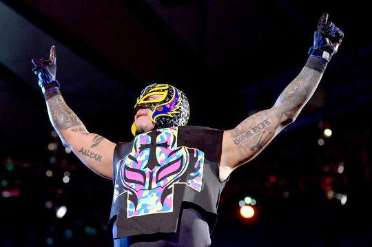 Rey Mysterio Talks WrestleMania Dream Match