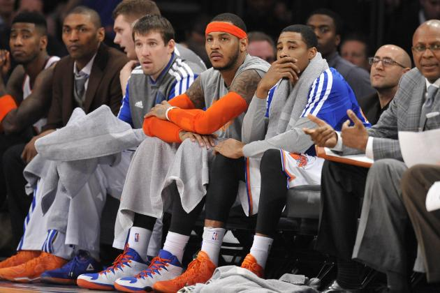It's Time to Kill a Few Myths About the Miserable Knicks