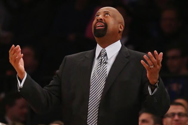 Why New York Knicks Should Make 2014 Mike Woodson's Final Season