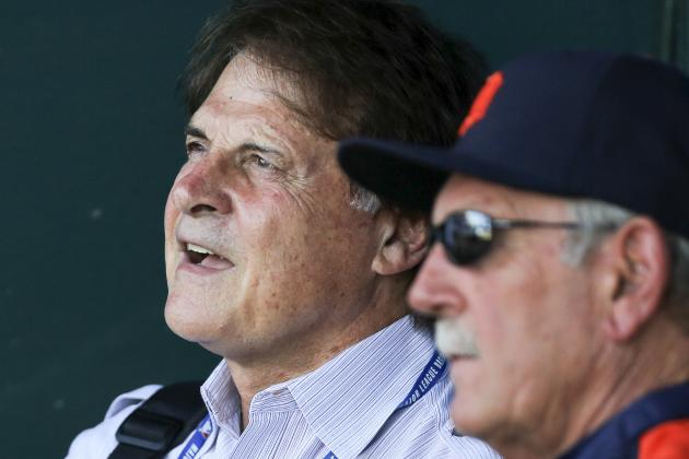 La Russa Doesn't Think He'll Get M's President Job