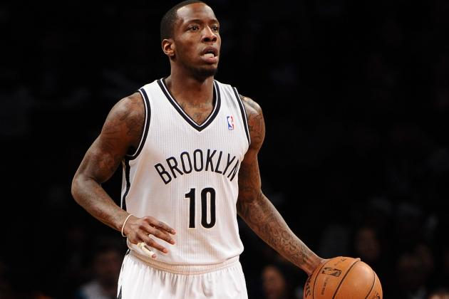 Report: Nets Trade Taylor to Pelicans for Pick, Cash