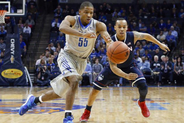 No. 17 Memphis Beats LeMoyne-Owen 101-78