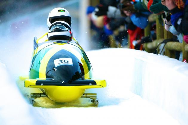Jamaican Bobsled Team Qualifies for 2014 Sochi Winter Olympics