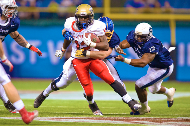 Shrine Game 2014: Live Score, Highlights and Analysis