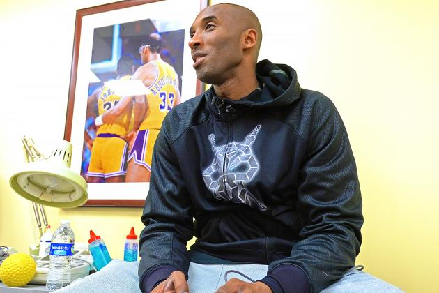 Kobe Bryant Confirms He Won't Sit out Season, Vows to Return When Healthy