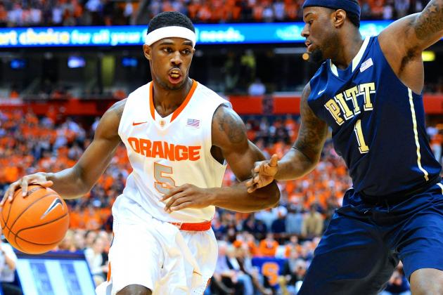 Pitt vs. Syracuse 1/18/14: Score, Grades and Analysis