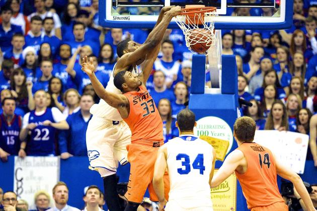 Oklahoma State vs. Kansas: Live Score, Highlights and Reaction