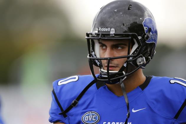 Jimmy Garoppolo's Updated 2014 NFL Draft Stock After East-West Shrine Game
