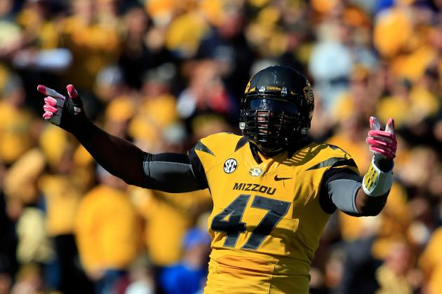 Kony Ealy NFL Draft 2014: Highlights, Scouting Report for Carolina Panthers DE